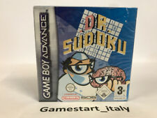 DR. SUDOKU - NINTENDO GAME BOY ADVANCE GBA - NUOVO NEW SEALED PAL VERSION