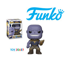 FUNKO POP 289 MARVEL AVENGERS INFINITY WAR THANOS