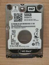 "Western Digital 500GB 2.5"" Hard Disk Drive Sata III HDD"