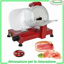 Affettatrice Elettrica Special Edition Rossa LAMA 25 250 RGV SEMI-professionale