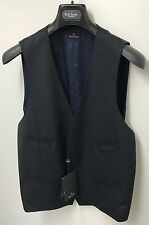 "Paul Smith Waistcoat Black PS Collection XL Armpit to Armpit 20.5"" RRP £195"