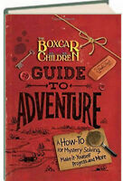 The Boxcar Children Guide to Adventure How-To Mystery Solving FREE SHIPPING $35