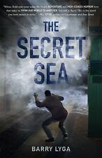 The Secret Sea by Barry Lyga (2016, Hardcover)