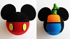 Disney - Mickey Mouse - Mickey Body & Goofy Body Antenna Toppers Lot of 2