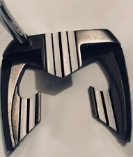 ODYSSEY PUTTER TERON TRIPLE TRACK DECALS *** BLACK LINES***