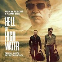 Nick Cave and Warren Ellis - Hell Or High Water OST [CD]