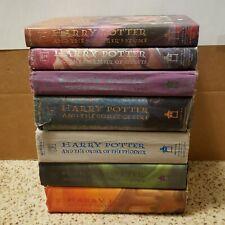 Harry Potter Hardcover Books 1-7