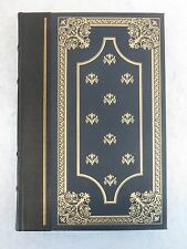Herman Melville MOBY DICK Franklin Library 1979 HC Illust'd