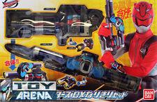 Power Ranger Gokaiger Go-Buster Ichigan Buster & Sougun Blade DX Narikiri Set