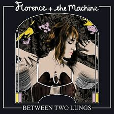 FLORENCE AND & THE MACHINE: BETWEEN TWO LUNGS DELUXE 2x CD / NEW