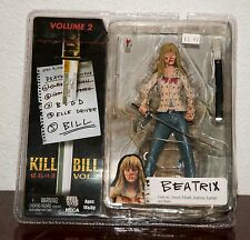 2005 Cult Classics Beatrix Uma Thurman Kill Bill Volume 2 Action Figure Mip