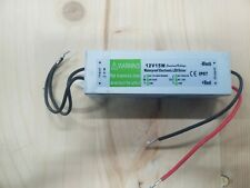 12V 15W Constant Voltage Waterproof Electronic LED Driver IP67