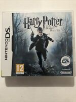 Harry Potter and The Deathly Hallows - Part 1 (Nintendo DS, 2010)