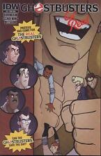 Ghostbusters Get Real #4 (of 4) Subscription Var  NEW!!!