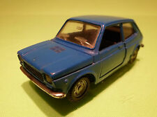 MEBETOYS   1:43  -  FIAT 127  A-54    BLUE   - SELTEN RARE - GOOD CONDITION