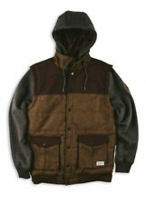 Matix Big Game Fleece Jacket (L) Caramel