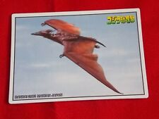 Japanese RODAN Godzilla Mini Trading Card #21 Japan BANDAI UK DSP