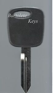 Replacement Transponder Key Fits Ford GT Excursion F150 F250 F350 Crown Victoria