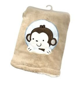 Carter's Baby Blanket Pink Beige Blue Green Baby Boy Girl Gift New In Package