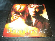 """CD SINGLE 2 TITRES """"OUBLIEZ-MOI / L'ARROSEUR ARROSE"""" Louis BERTIGNAC"""
