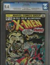 X-MEN 94 CGC 9.4 Marvel KEY