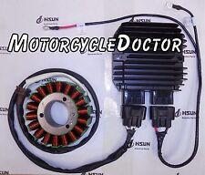 Stator,A/C,Generator,Magn eto,Regulator,Utv,800,Odes ,800,V Twin,Dominator,Raider