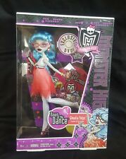 Monster High Dawn of The Dance Ghoulia Yelps Daughter of the Zombies NEW