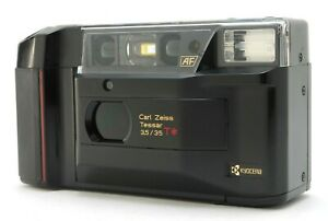 """""""Excellent+++"""" Kyocera TD Yashica Carl Zeiss Tessar T* 35mm f/3.5 From JAPAN #45"""