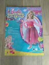Barbie porta segreta, Deluxe Vestirsi Costume 3-4yrs