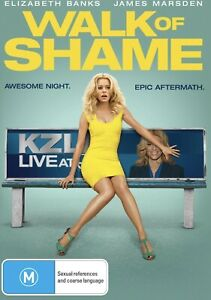 Walk of Shame DVD Region 4 NEW