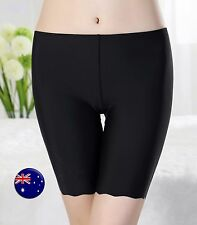 Women Lady Summer Silky feel undie Shorts Safety Underwear Short Pants Pantie