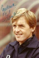 Kenny Dalglish (Liverpool FC Manager) Original Hand Signed Photo