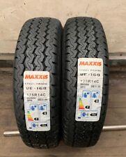 2 x 175 R14C Maxxis Steel Radial UE-168 99/98N 8PR (175 14) - TWO TYRES