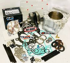 Grizzly 700 Athena Big Bore Cylinder Complete Rebuild Kit Stock Crank 734 Top En