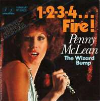 "Penny McLean - 1-2-3-4... Fire! (7"", Single) Vinyl Schallplatte - 717"