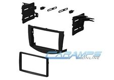 2006-2012 RAV 4 DOUBLE 2 DIN CAR STEREO RADIO DASH INSTALLATION MOUNTING KIT