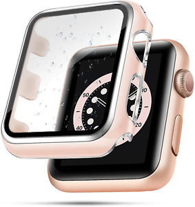 iWatch Case Shockproof Full Body Cases For Apple Watch 6/5/4/SE 44/42/40/38mm