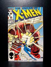 COMICS: Uncanny X-Men #217 (1987), Juggernaut app - RARE