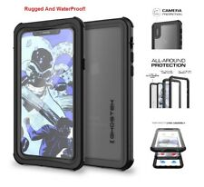 IPhone X For Waterproof Rugged Case 3X Military Grade Drop Protection| Nautical
