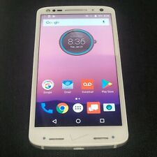 Motorola Droid Turbo 2 - 32GB - White Soft Grip