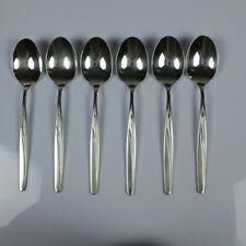 WMF Heidelberg 6 Tafel Suppen Löffel -Top Zustand- 20,2cm Silber 90er Besteck