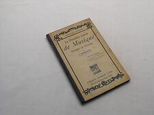 La première année de musique Solfège et chants, enseignement élémentaire 1934