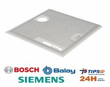 FILTRO ANTIGRASA METALICO CAMP. EXTRACTORA BALAY BOSCH SIEMENS 00365478 365478