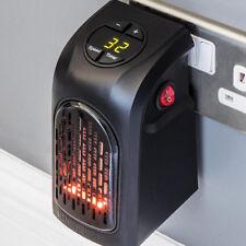 Stylish Electric Warm Air Blower Portable Heater 110V 350 - 400W Intelligent