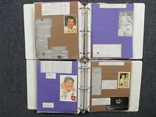 White  Sox(2 Notebooks/228 Pages/100 Autographs/325 Players/Some Obits/TED LYONS