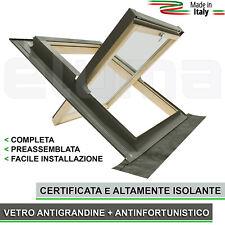 Finestra per tetto COMFORT BILICO 45x98 / Vetro Antigrandine + Antinfortunistico