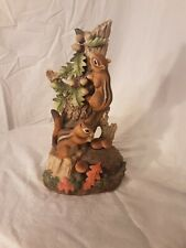 Vtg Andrea by Sadek porcelain Chipmunk figurine Japan #6575
