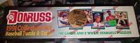 1991 Donruss Baseball 792 Cards & 2 Puzzles Collectors Set [Factory Sealed]