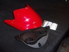 TRIUMPH STREET TRIPLE FLYSCREEN FLY SCREEN KIT DIABLO RED WITH ALL HARDWARE