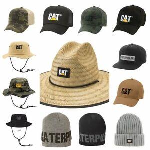 CAT Caterpillar Caps Full Range Cat Caps